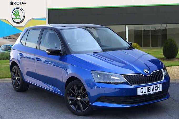 SKODA Fabia 1.0 TSI Colour Edition (95PS) 5-Dr Hatchback