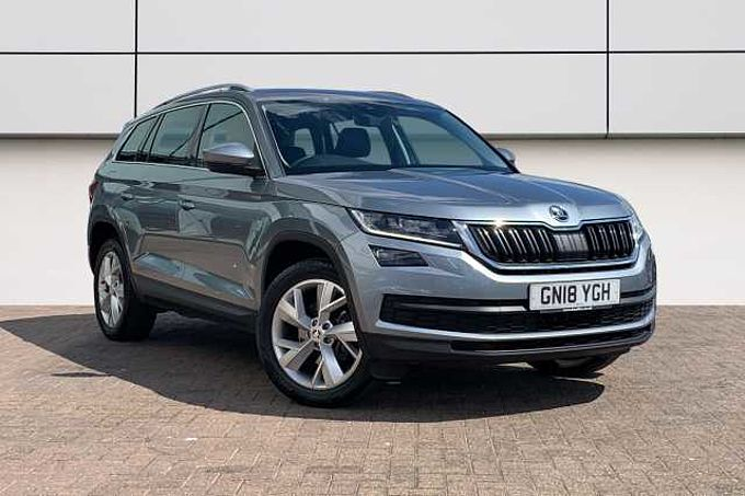 SKODA Kodiaq 1.4 TSI (150ps) Edition (5 Seats) DSG SUV
