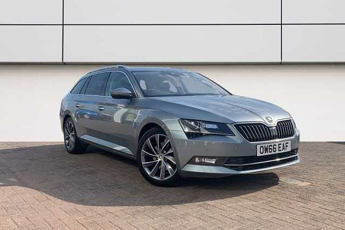 SKODA Superb 2.0 TDI SCR (190bhp) Laurin & Klement DSG